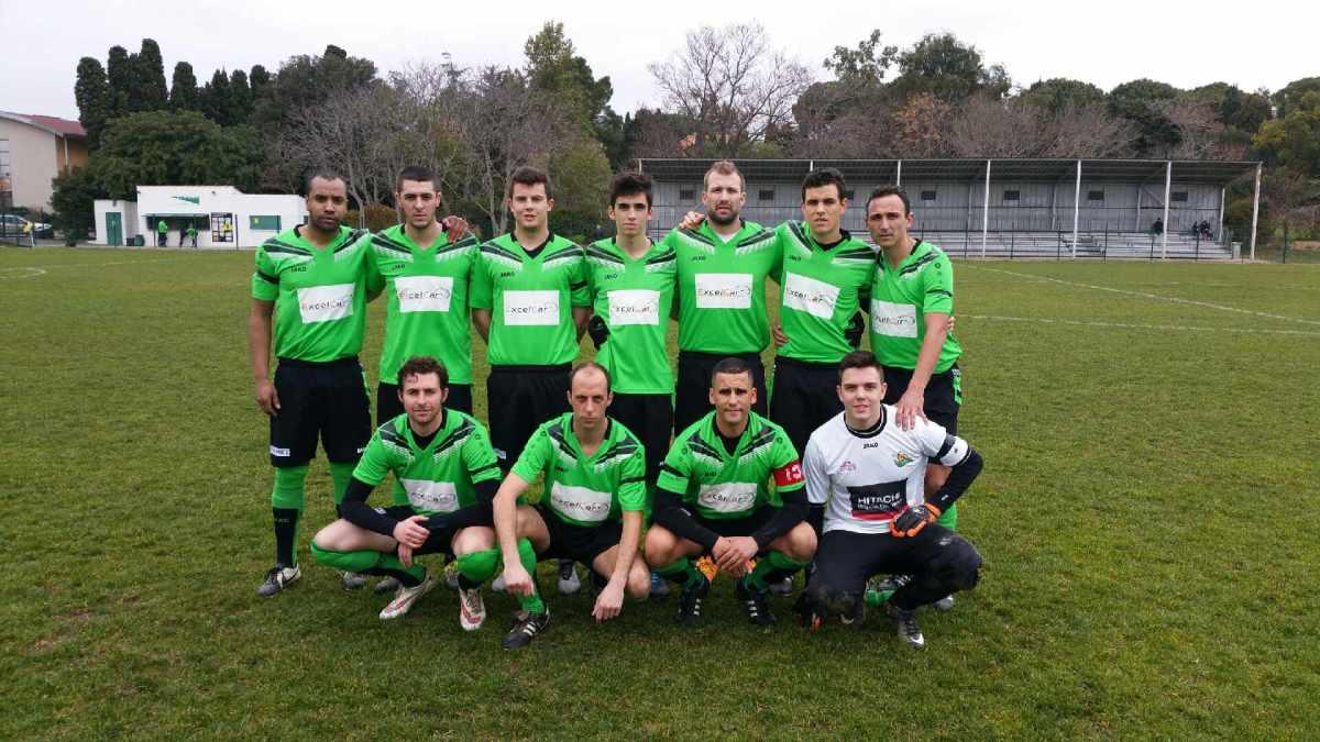 Victoire en PhB ST Esteve 4-1 Le Boulou