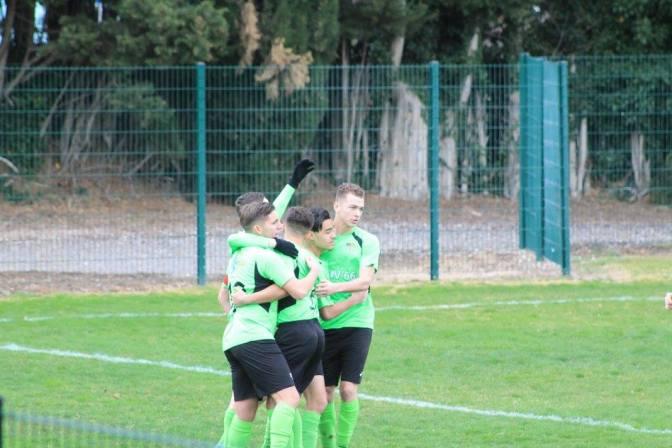 Les photos de la victoire face à Cabestany (3/2) en U19.