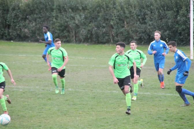 En bonus les photos de la victoire en U19 face à Cabestany, by Valete