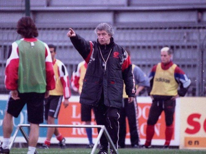Le football Catalan en deuil, avec la disparition de Jean Pierre Carayon.