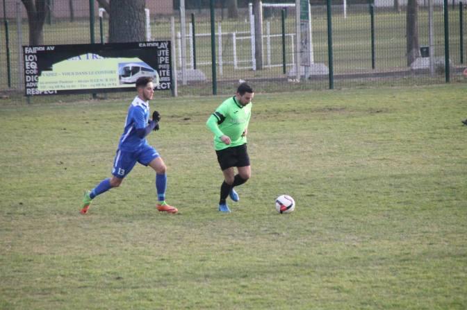 Retour sur les matchs contre l'ASPM et l'AS Béziers (B)