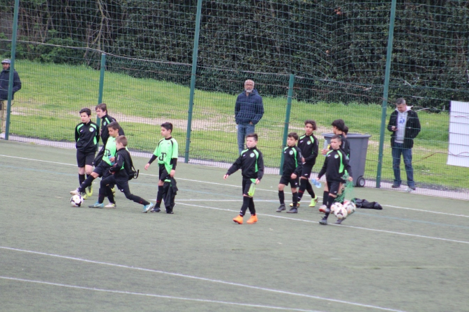 Les photos des U13 face à Canet RFC (encore!!)