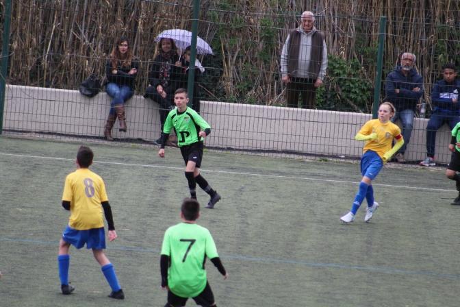 Entrée Section Sportive (Collège le Ribéral)