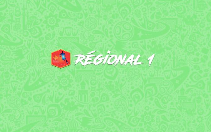 Les adversaires en Régional 1 (2018/2019)