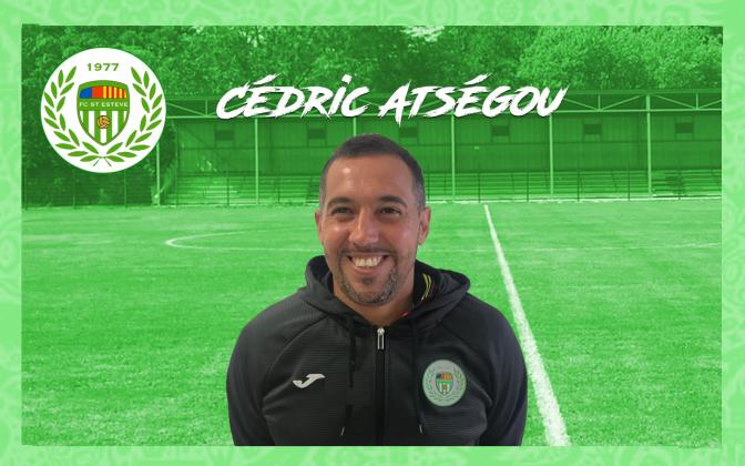 Portrait de coach: Cédric Atségou (Régional 1)