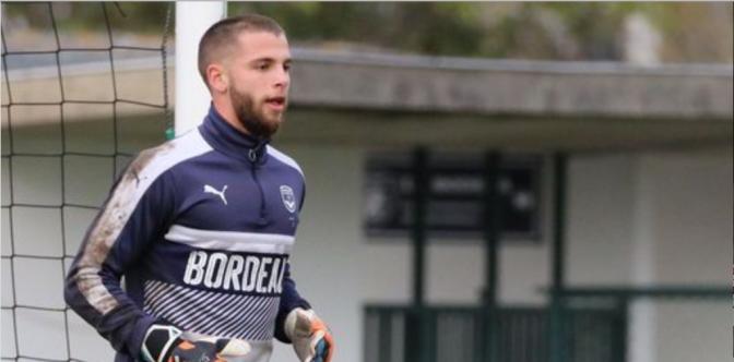 Des nouvelles du jeune Stéphanois: Alexis Wolff (FC Girondins de Bordeaux)